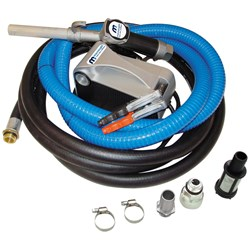 24V ELECTRIC DIESEL PUMP KIT MANUAl NOZZLE