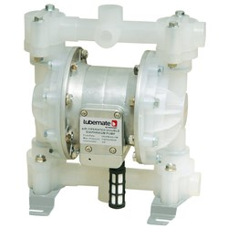 AIR OPERATED DIAPHRAGM PUMP - 1/2""