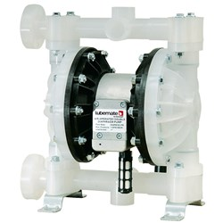AIR OPERATED DIAPHRAGM PUMP - 1""