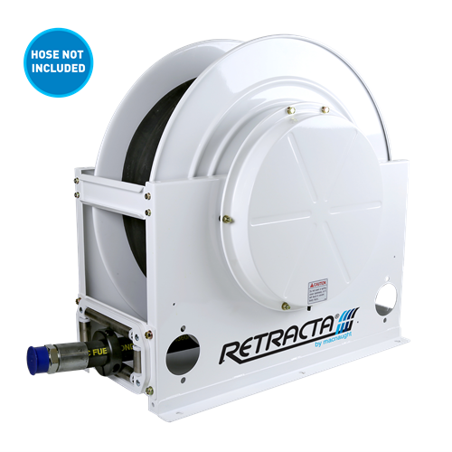 Retracta F-Series Cradle Combined reel