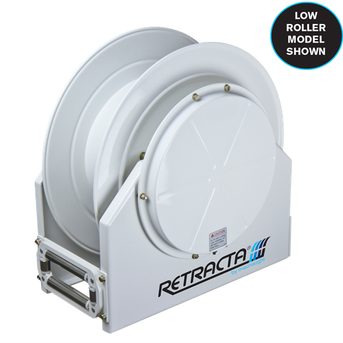 Retracta F-Series Cradle High Roller Combined Bare reel