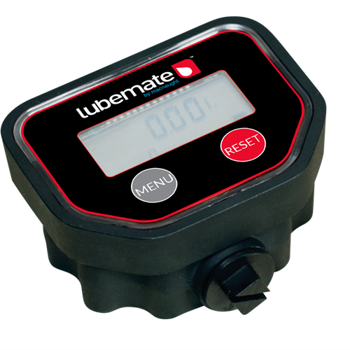 "DIGITAL OIL METER - 1/2"" 1,500psi"