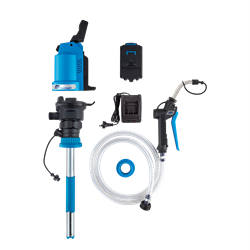BOP20 Battery Operated Pump - Starter Kit 20L